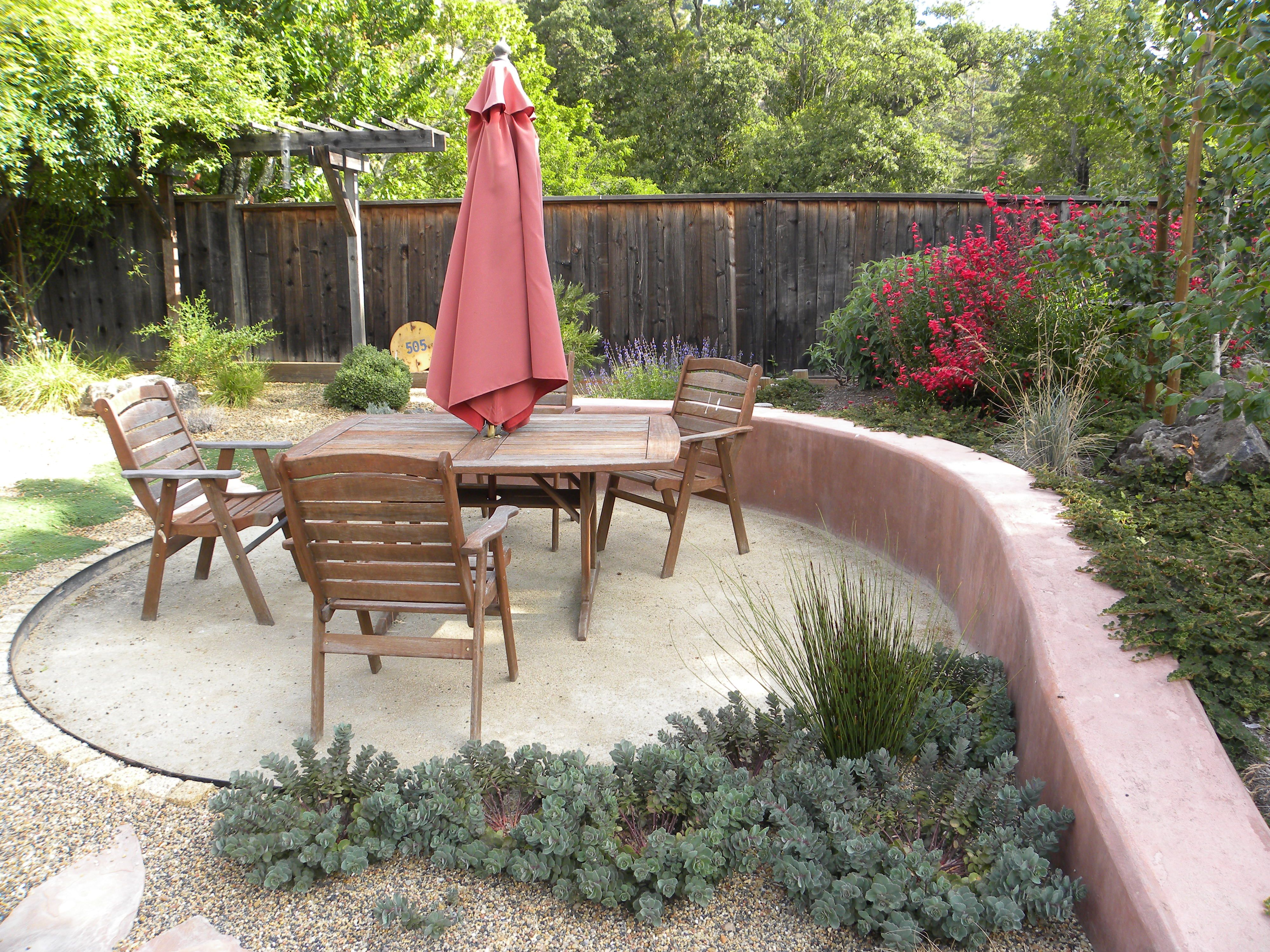 Decomposed Granite (DG)…a new improved stabilizer ... on Decomposed Granite Backyard Ideas id=57059
