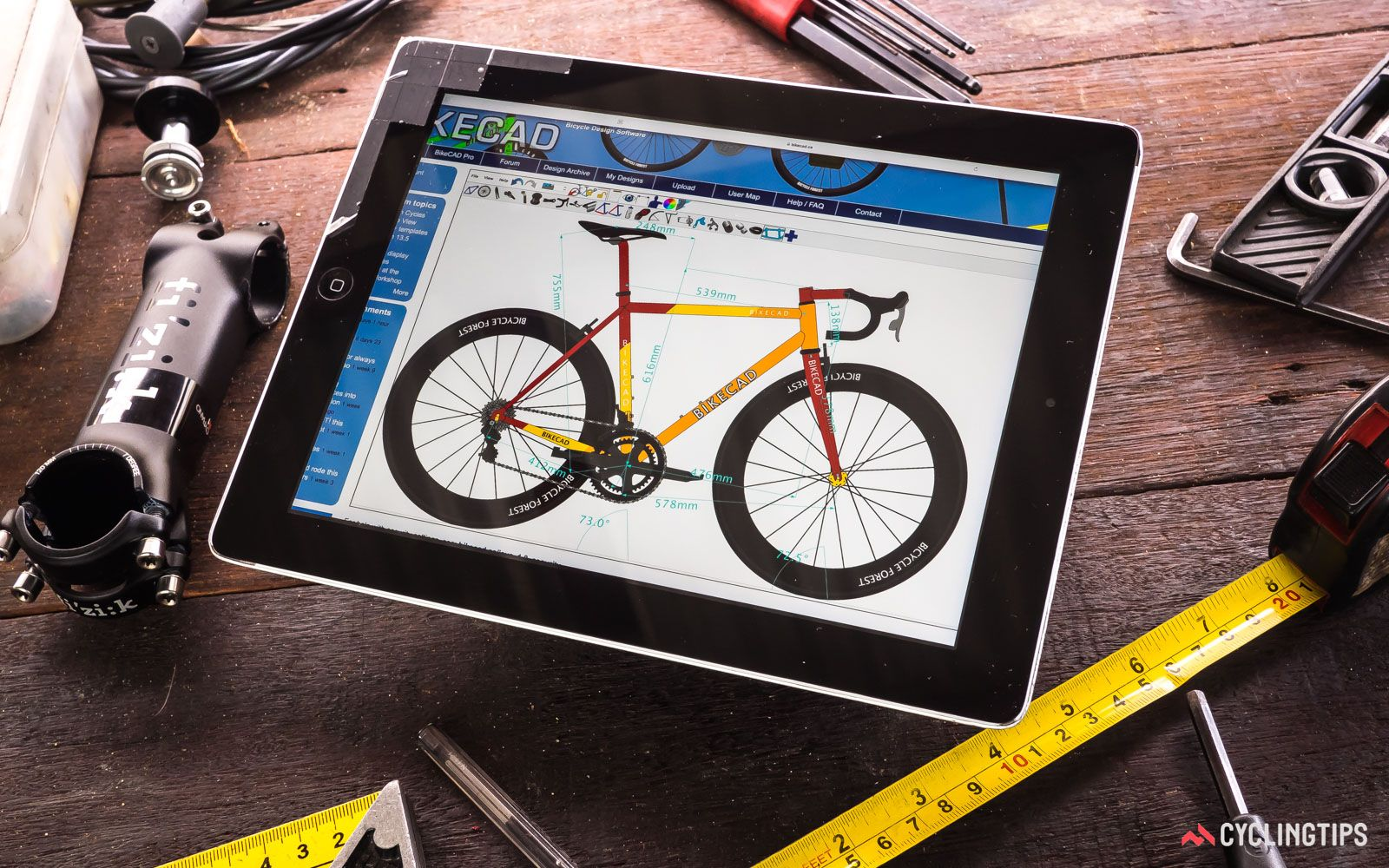 There\'s much more to understanding road bike frame sizing than ...