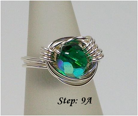 Boomeon Wire Wrapped Ring Tutorial Jewelrywirecopper
