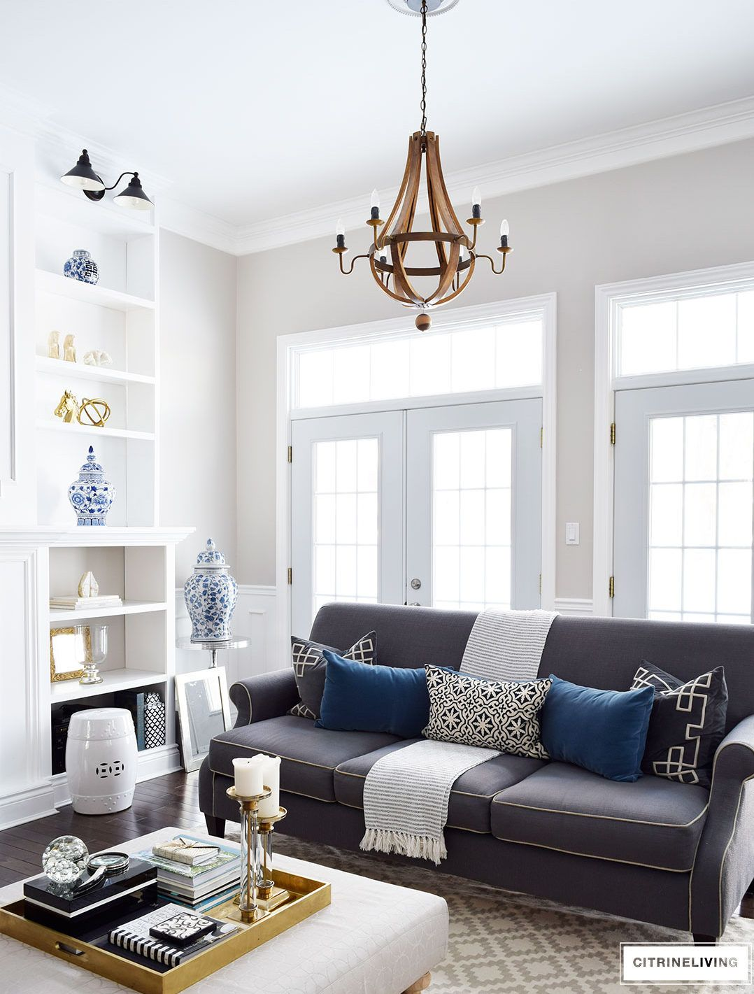 Organize Living Room Ideas: TOP DAILY TIPS TO KEEP LIFE ORGANIZED!