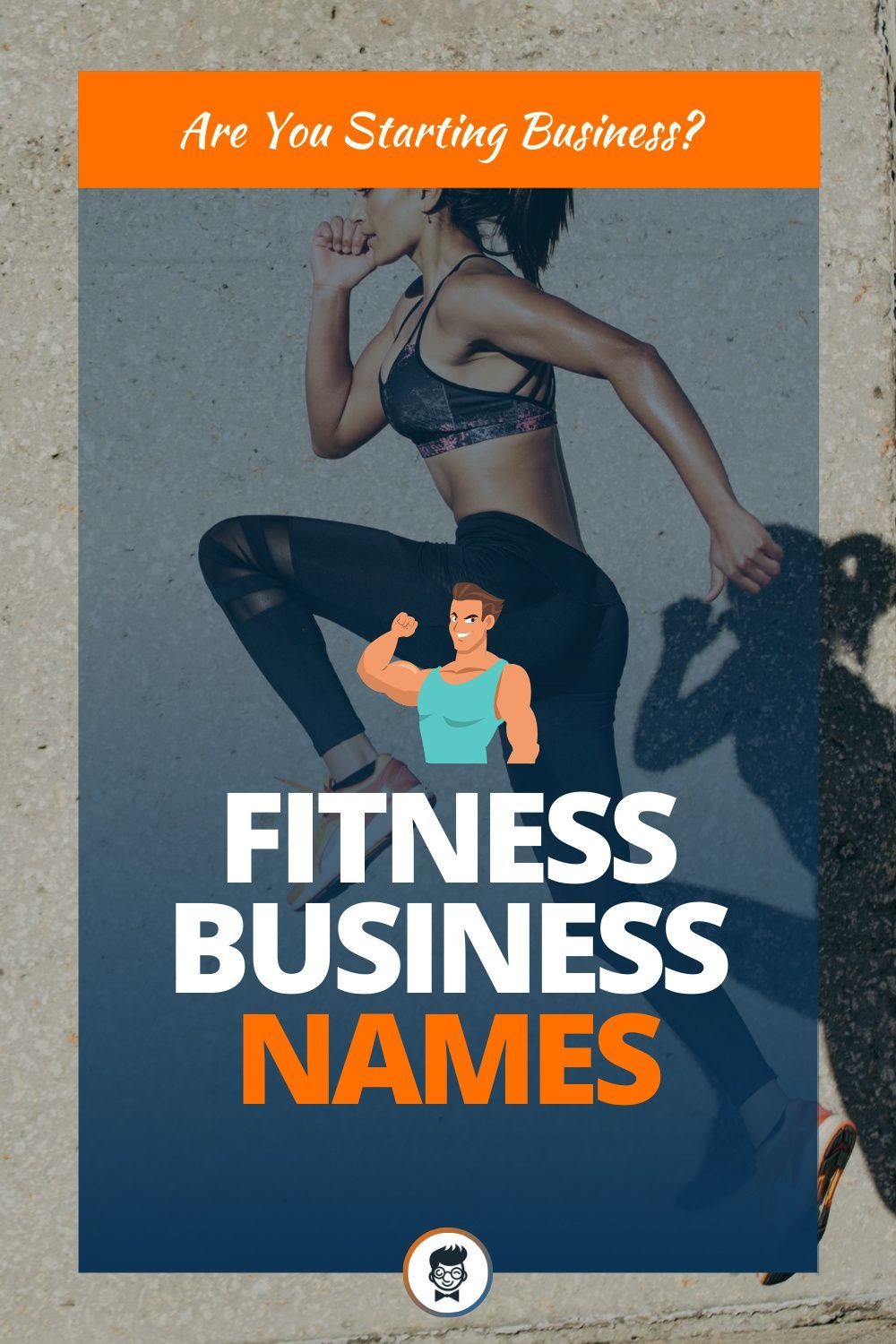 376+ Best Fitness Business names Ideas