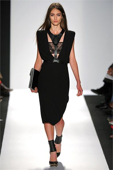 BCBG Max Azria - Spring Summer 2013 Ready-To-Wear - Shows - Vogue.it