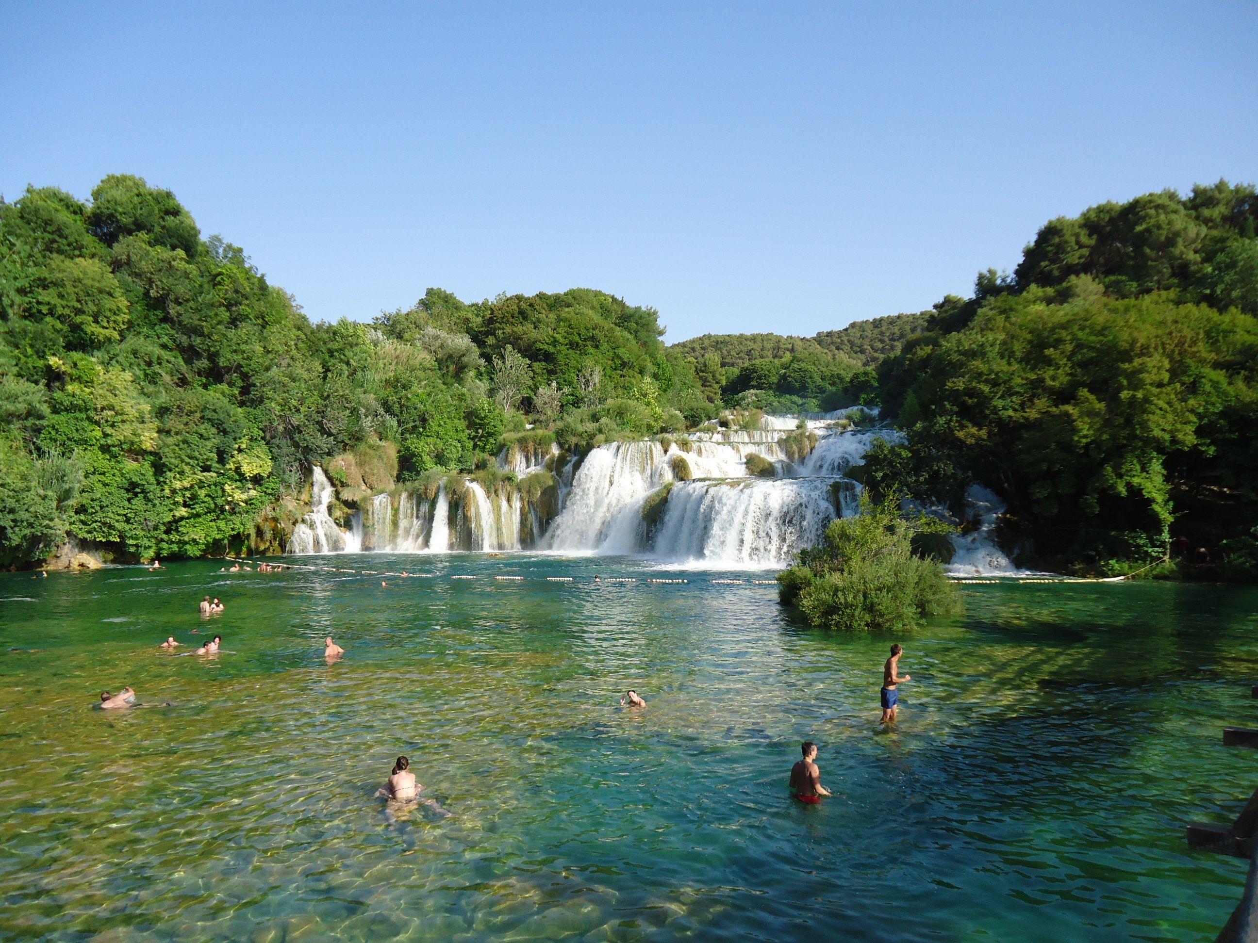 KrK'a Wasserfälle