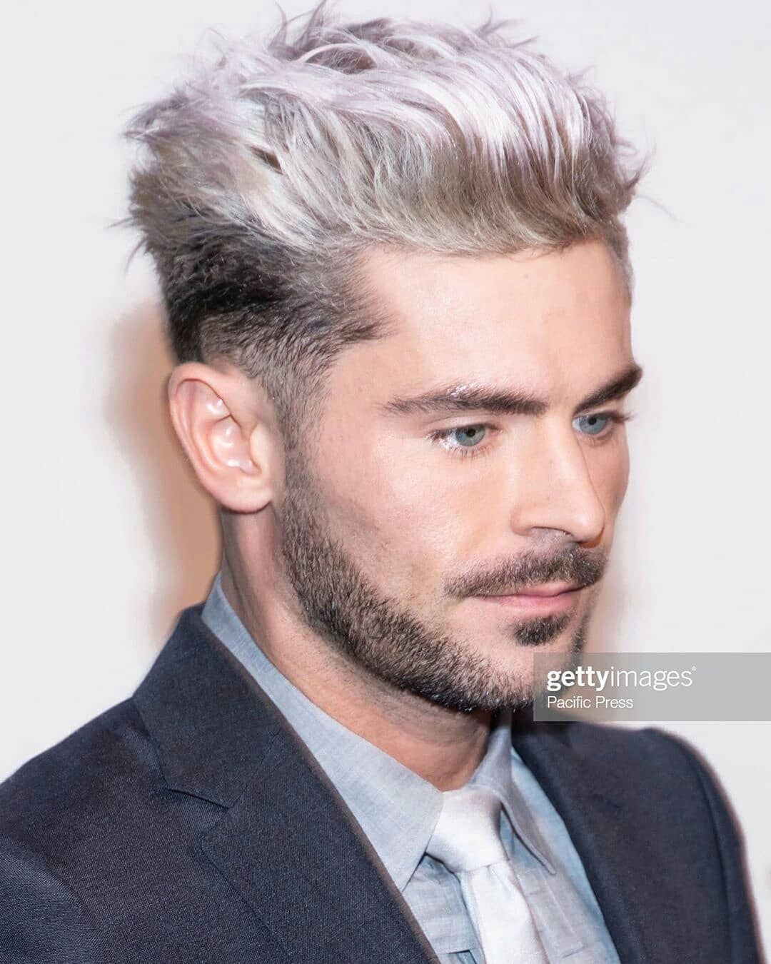 Zac Efron Hairstyle 2019 Hairstyle Zac Efron Coupe Undercut Coiffure Mode Homme