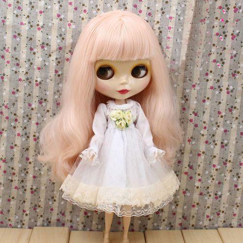 Blythe Nude Doll Reddish hair from factory | eBay