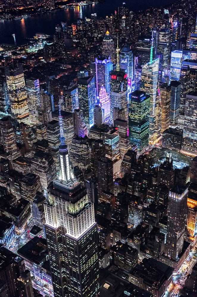 From the Empire to Time Square by Marco Capellari
