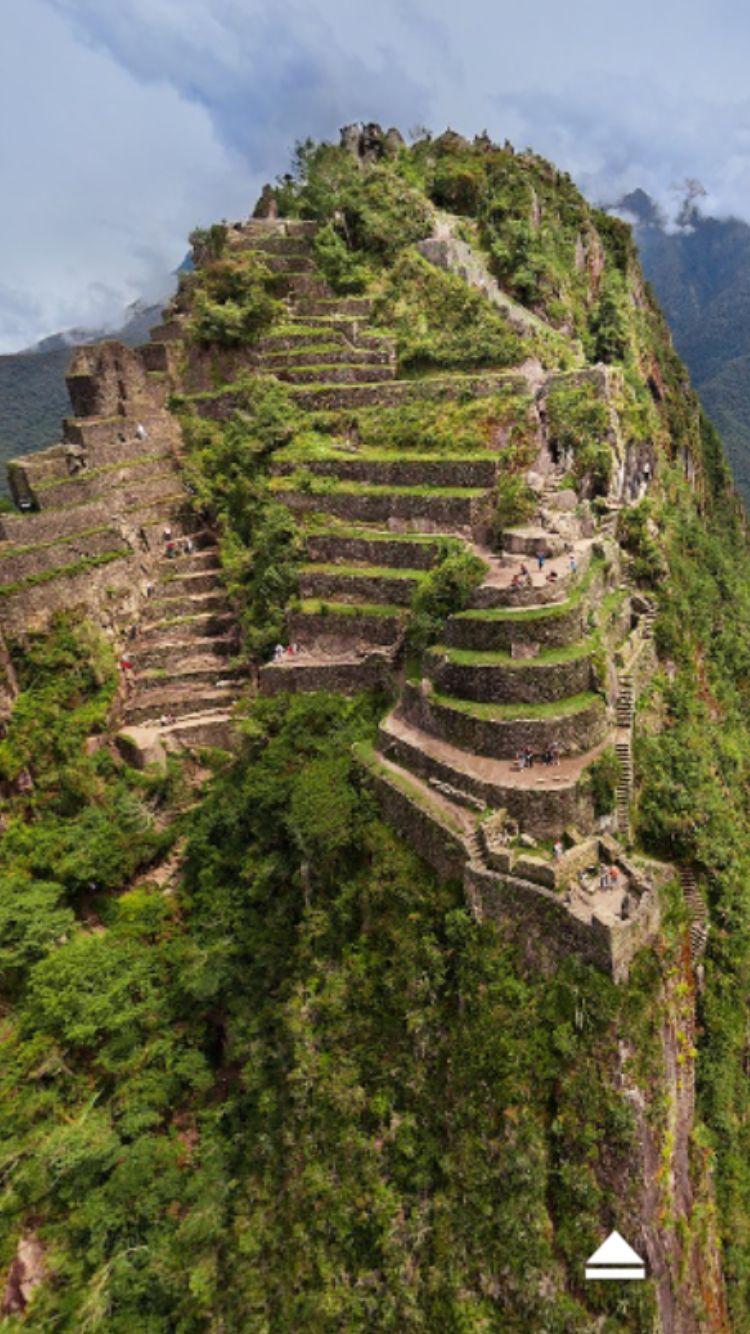 Amazing Stone Retaining Walls Of Machu Picchu Peru Travel Huayna Picchu Places To Travel