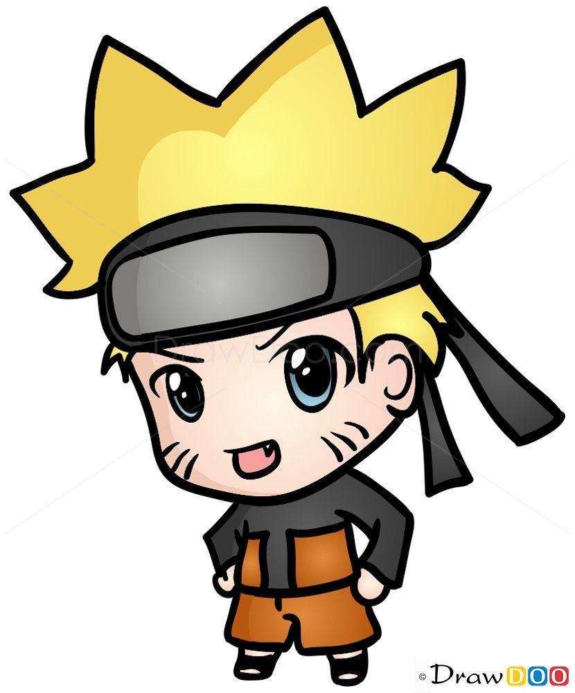 Step 00 Naruto Zeichnen Zeichnungen Einfach Zeichnen