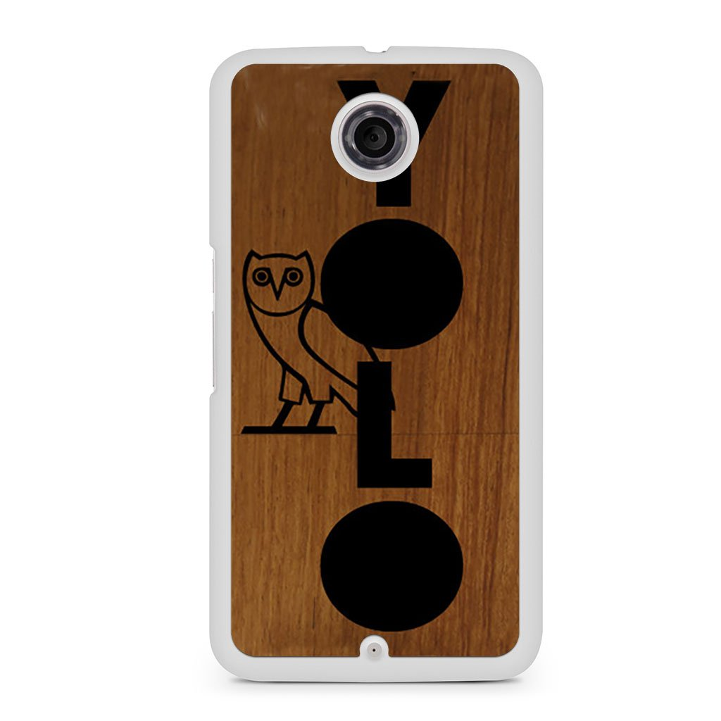 Yolo Wood Nexus 6 case