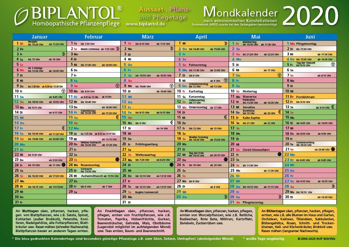Gärtnern Nach Dem Mond Mit Dem Biplantol Mondkalender 2020 Nach Astronomischen Konstellationen Am Meer Zeig Mondkalender Mondkalender Garten Pflanzkalender
