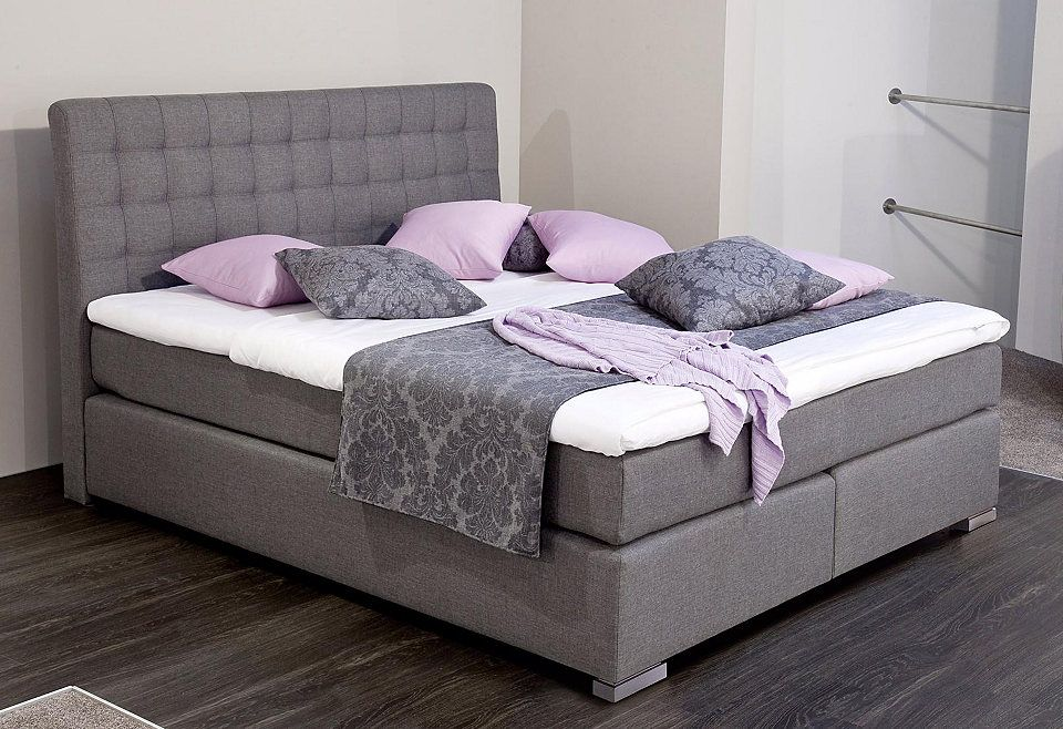 Meise Mobel Boxspringbett Decoracion Recamara Decoracion De