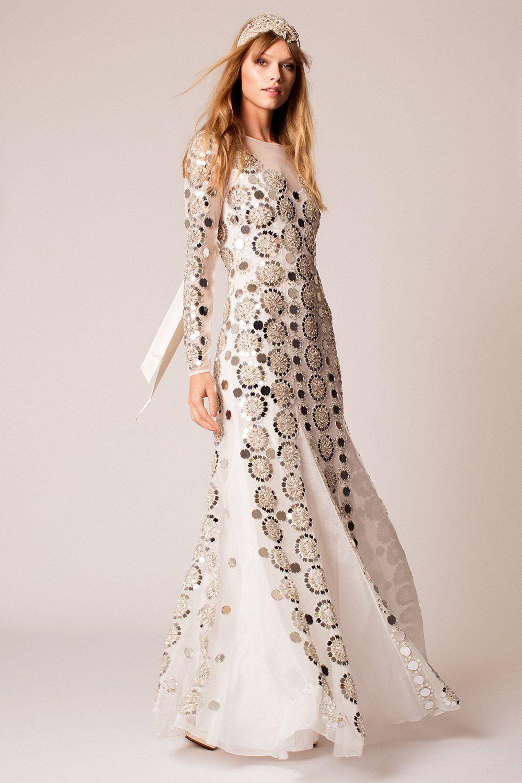 Disco wedding dress   Wedding dress   Pinterest   Alternative ...