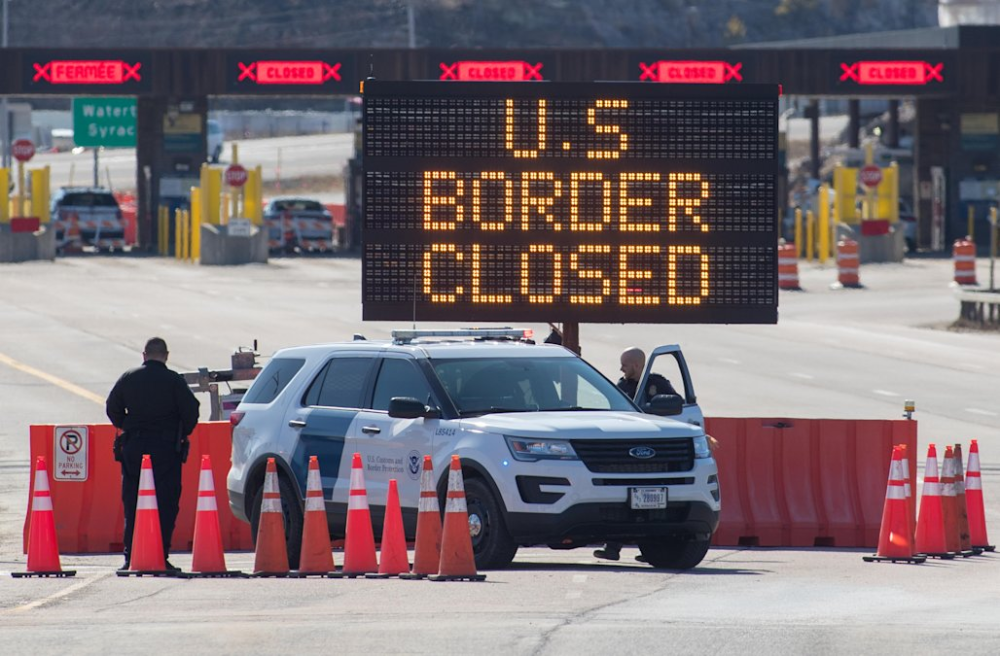US expels thousands to Mexico after largely halting asylum