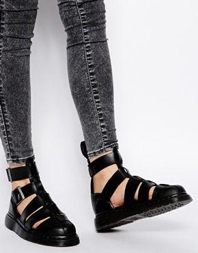 a835f601f202 ASOS - Dr Martens Shore Reinvented Geraldo Ankle Strap Sandals ...