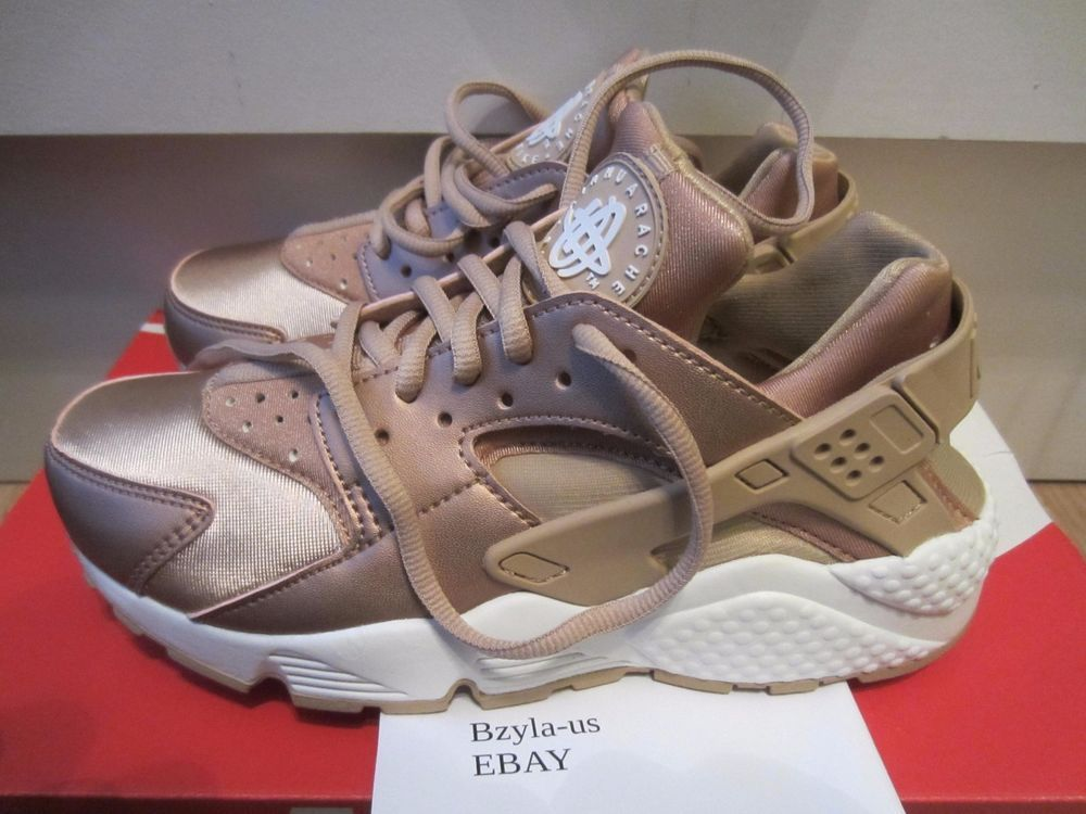 c2522f240c07 ... reduced nike w air huarache run se rose gold 859429 900 nike huarache  8e22b d2850