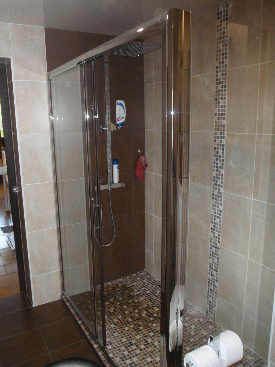Evacuation Salle De Bain salledebain création de salle de bain à l'italienne chez