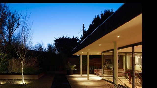 Award Winning Remodelled Bungalow By Martin Swatton Design By Martin