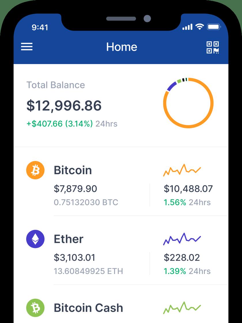bitcoin wallet sesizare