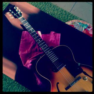 66' Gibson es-125t