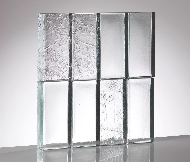 Poesia Brique De Verre mattoni in vetro | herbarium  | verre décoratif, design