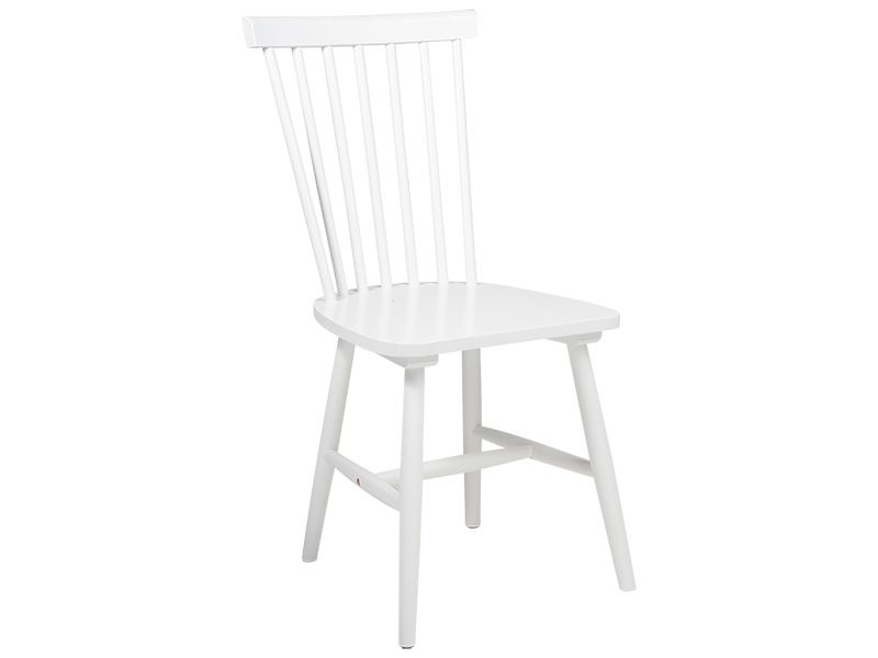 Chaise Mandy Coloris Blanc Code Article 225369