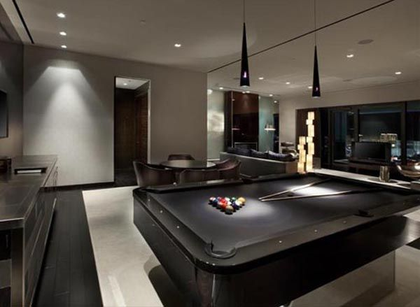 Game Room Decorating Ideas With Pool Table | Decorating Ideas For A Pool  Table Room2