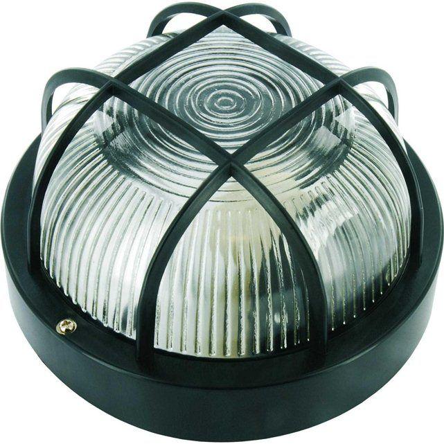 applique de sécurité avec protection noire be100z SANS MARQUE  prix - eclairage exterieur detecteur automatique