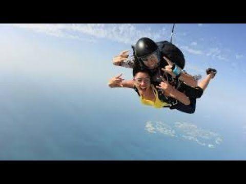 Skydiving القفز بالمظلات Skydiving World Funy