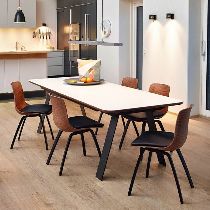 Delicieux Multifunctional Dining Table Named Chess And Designed By Ebbe Gehl For  Naver Collection.