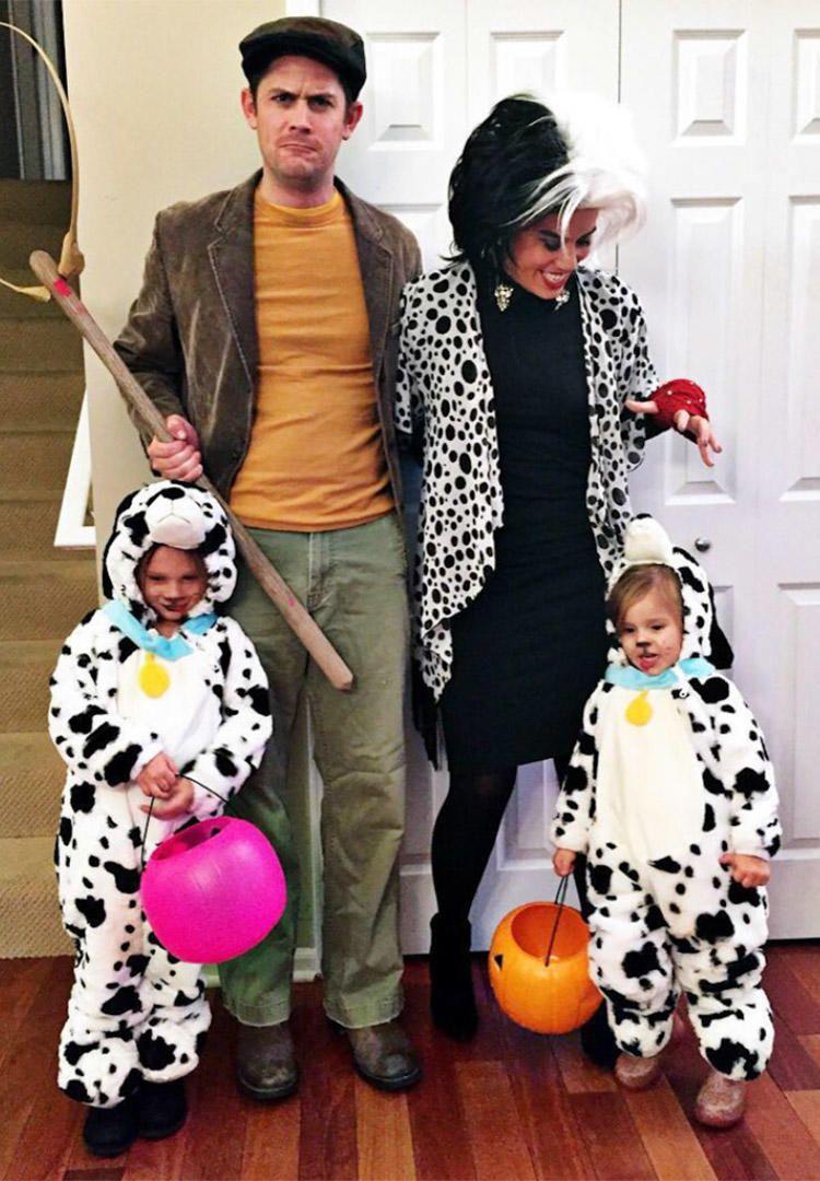 Image result for 101 dalmatians costume ideas  sc 1 st  Pinterest & Image result for 101 dalmatians costume ideas | halloween ...