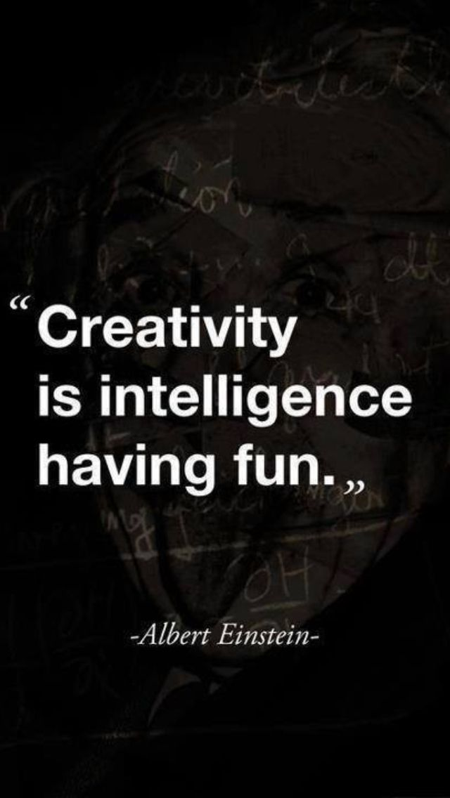 Self Care Saturday Be Creative Einstein Quotes Words Quotes Creativity Quotes