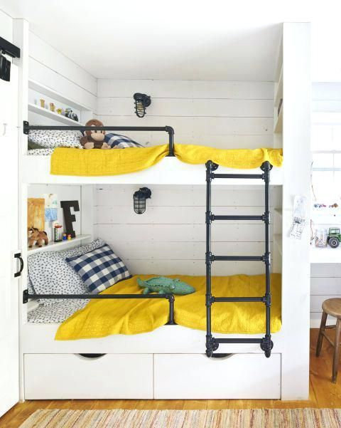 Bed Ideas For Small Spaces Bunk Beds For Small Rooms Bunk Beds In