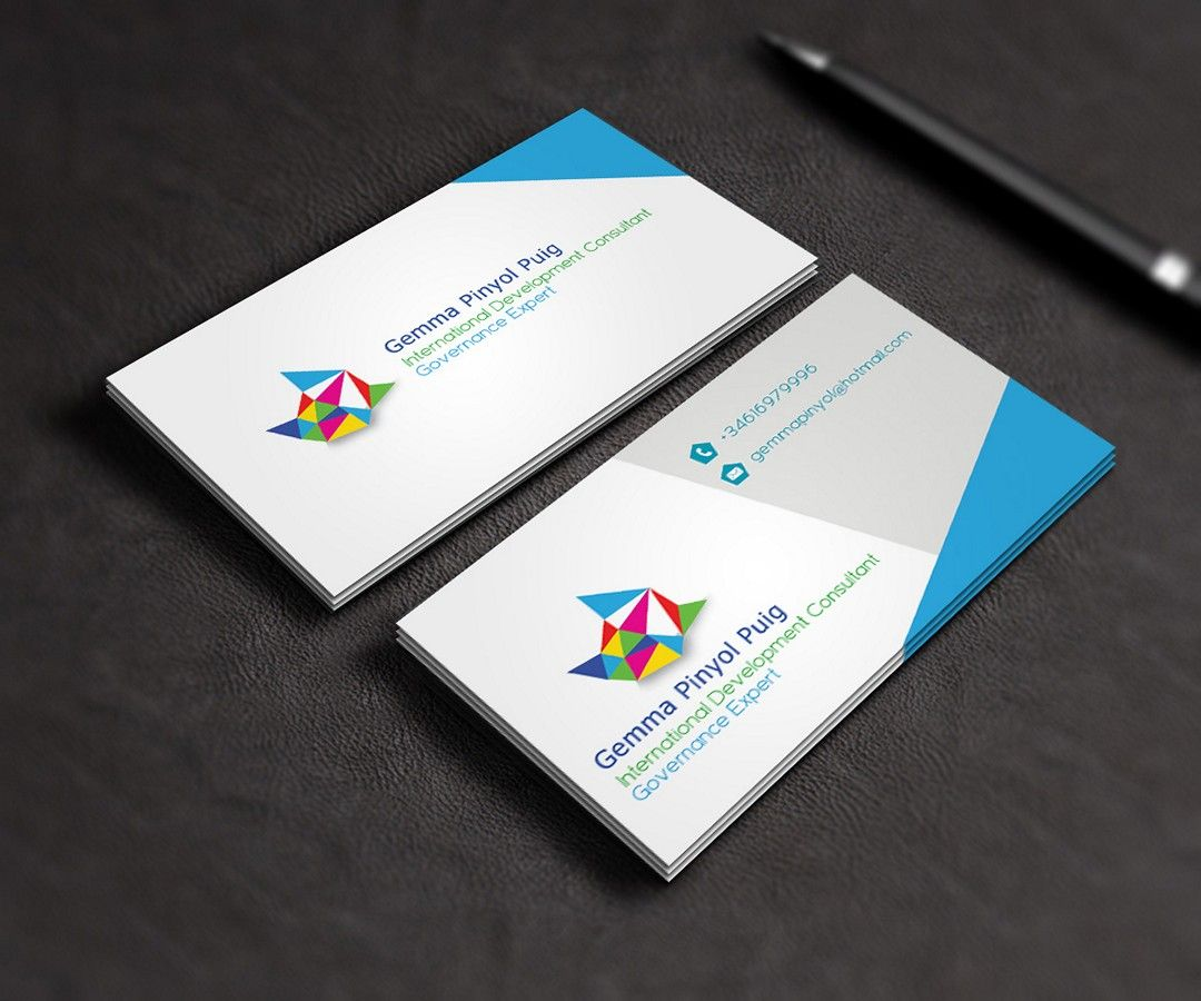 100 Cool Business Card Design Ideas | Business cards and Business