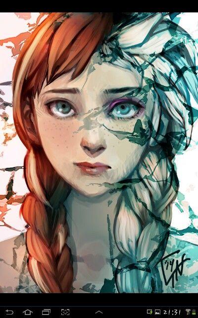 Elsa/Anna