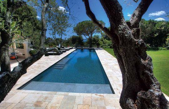 Longueurs de piscines façon couloir de nage Swimming pools, Lap