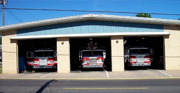 Fire Station 1 Fire Fire Station Fire Department