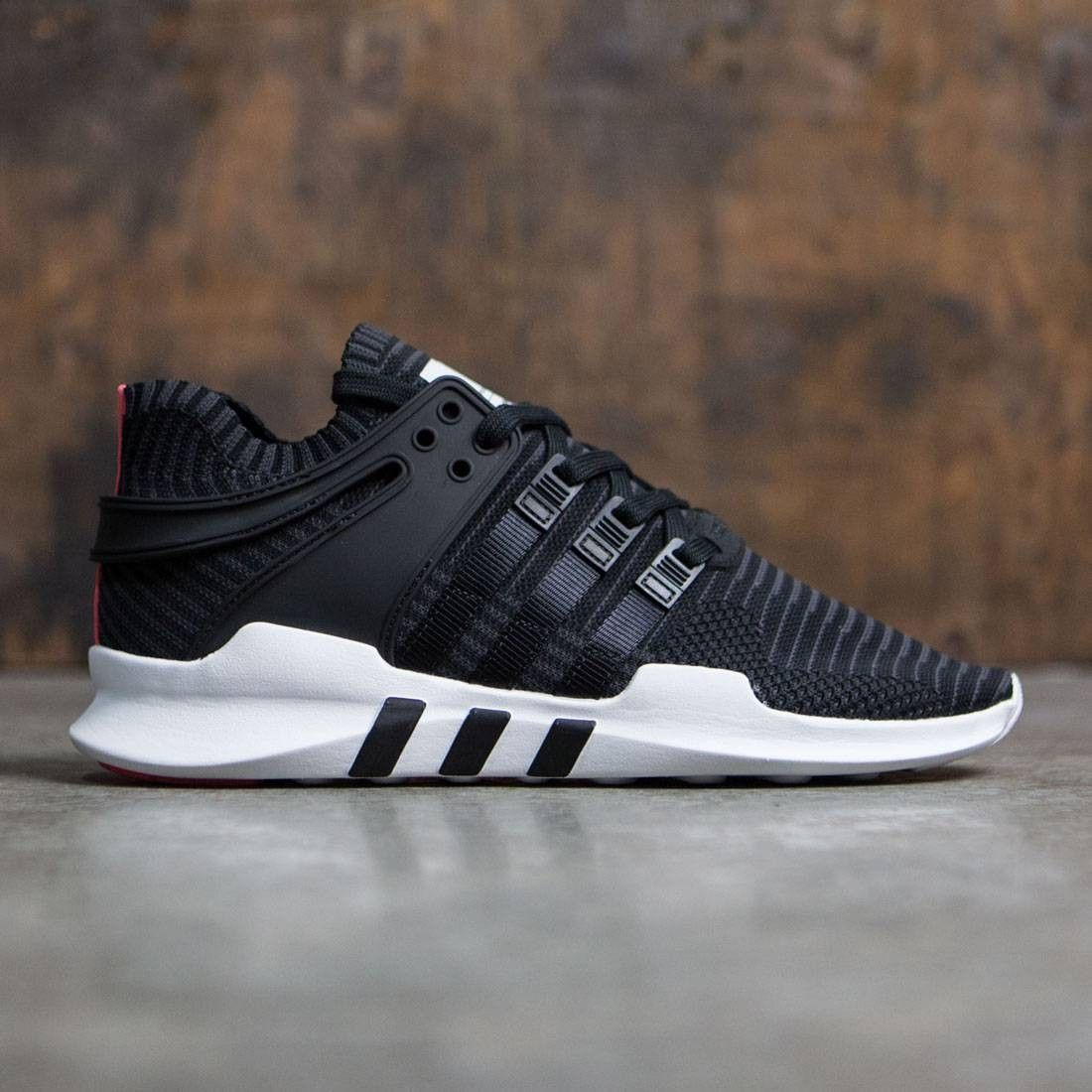 Adidas Men EQT Support ADV Primeknit (black core black