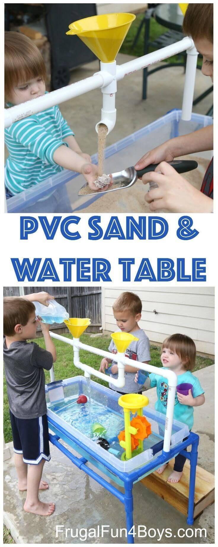 Außergewöhnlich Kindergarten Ideen Dekoration Von Diy Backyard Ideas For Ing Pvc