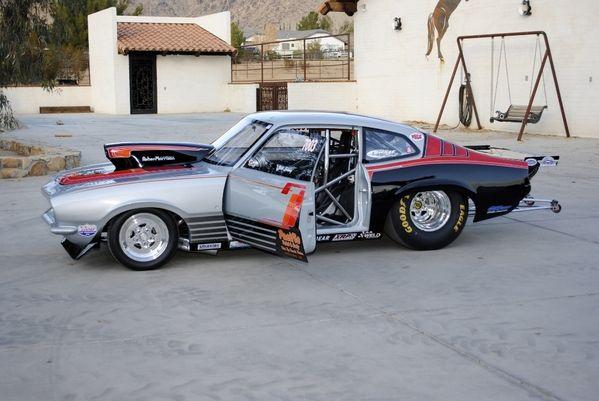 Maverick Race Car For Sale With Images Ford Maverick Street