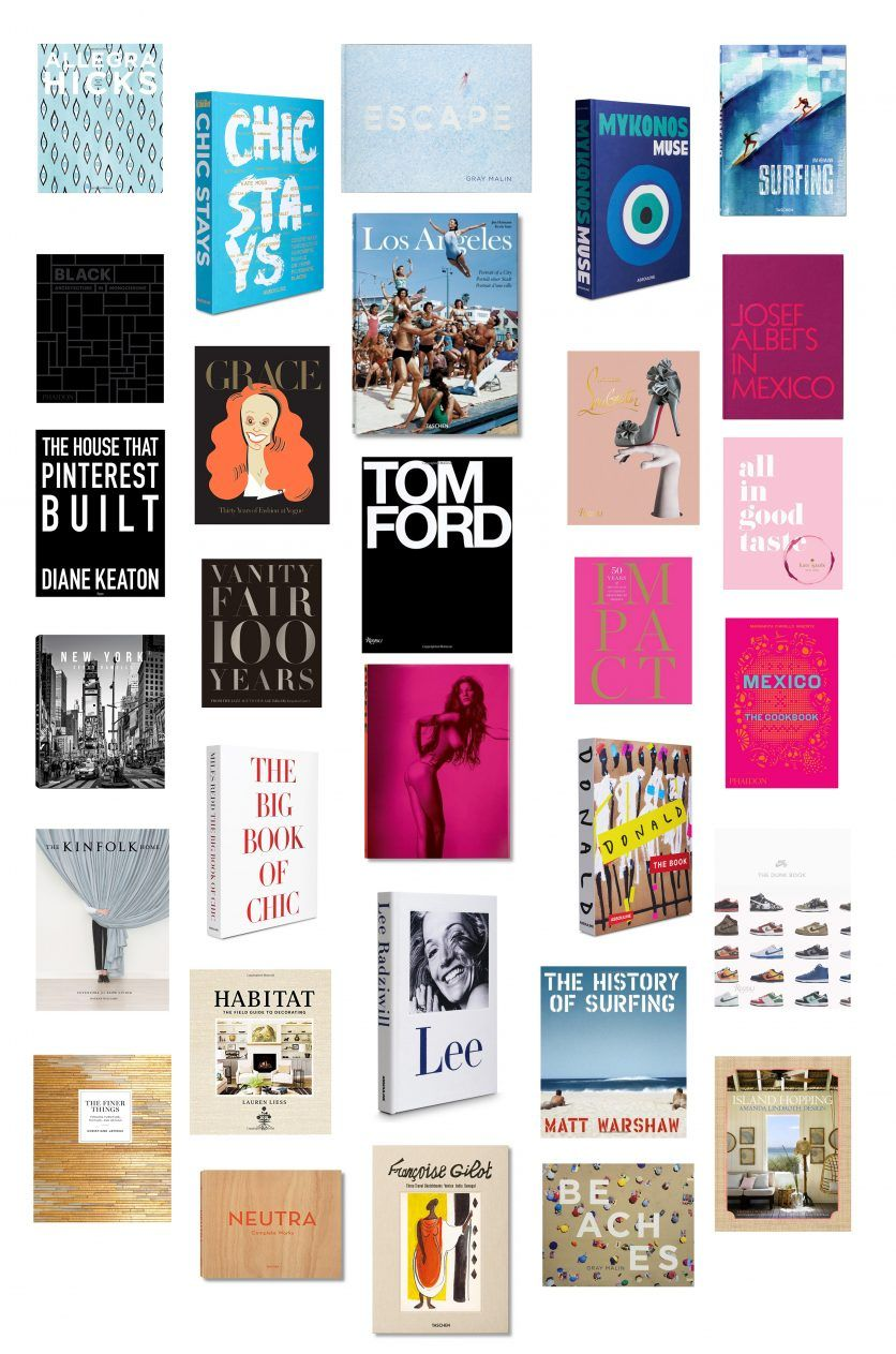 The Roundup Coffee Table Books By Color Murphy Deesign Coffee Table Books Coffee Table Books Decor Best Coffee Table Books [ 1263 x 836 Pixel ]