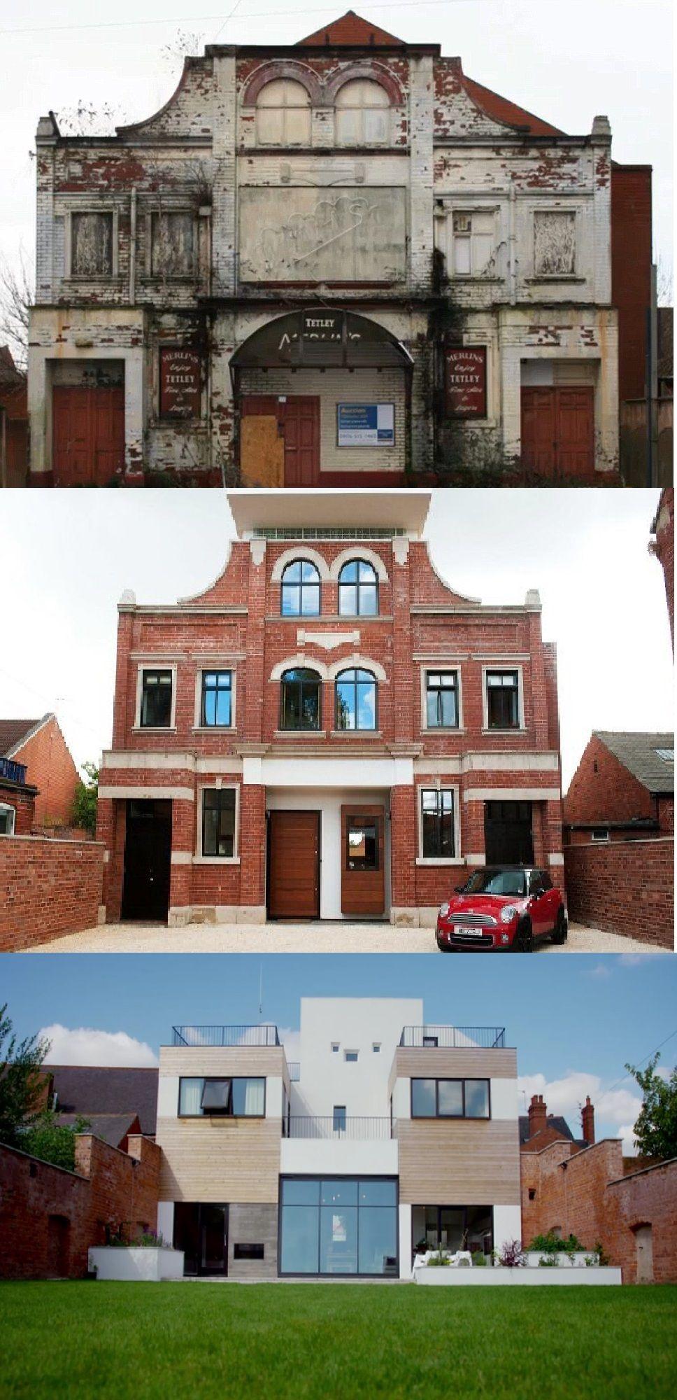 Design house yorkshire -  Reforma Grand Designs South Yorkshire Reforma De Cinema Para Casa