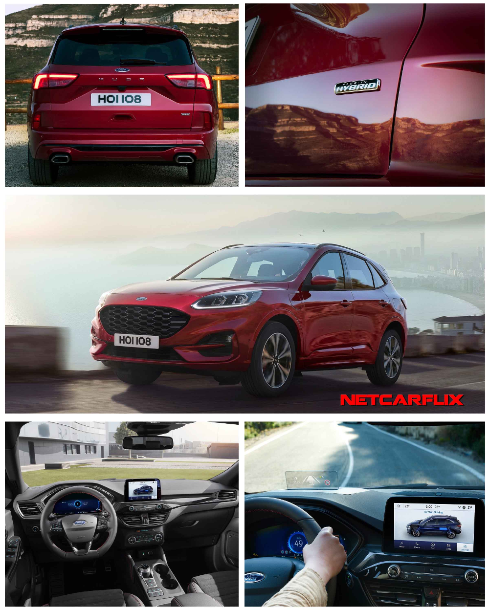 2020 Ford Kuga Hd Pictures Videos Specs Information Ford