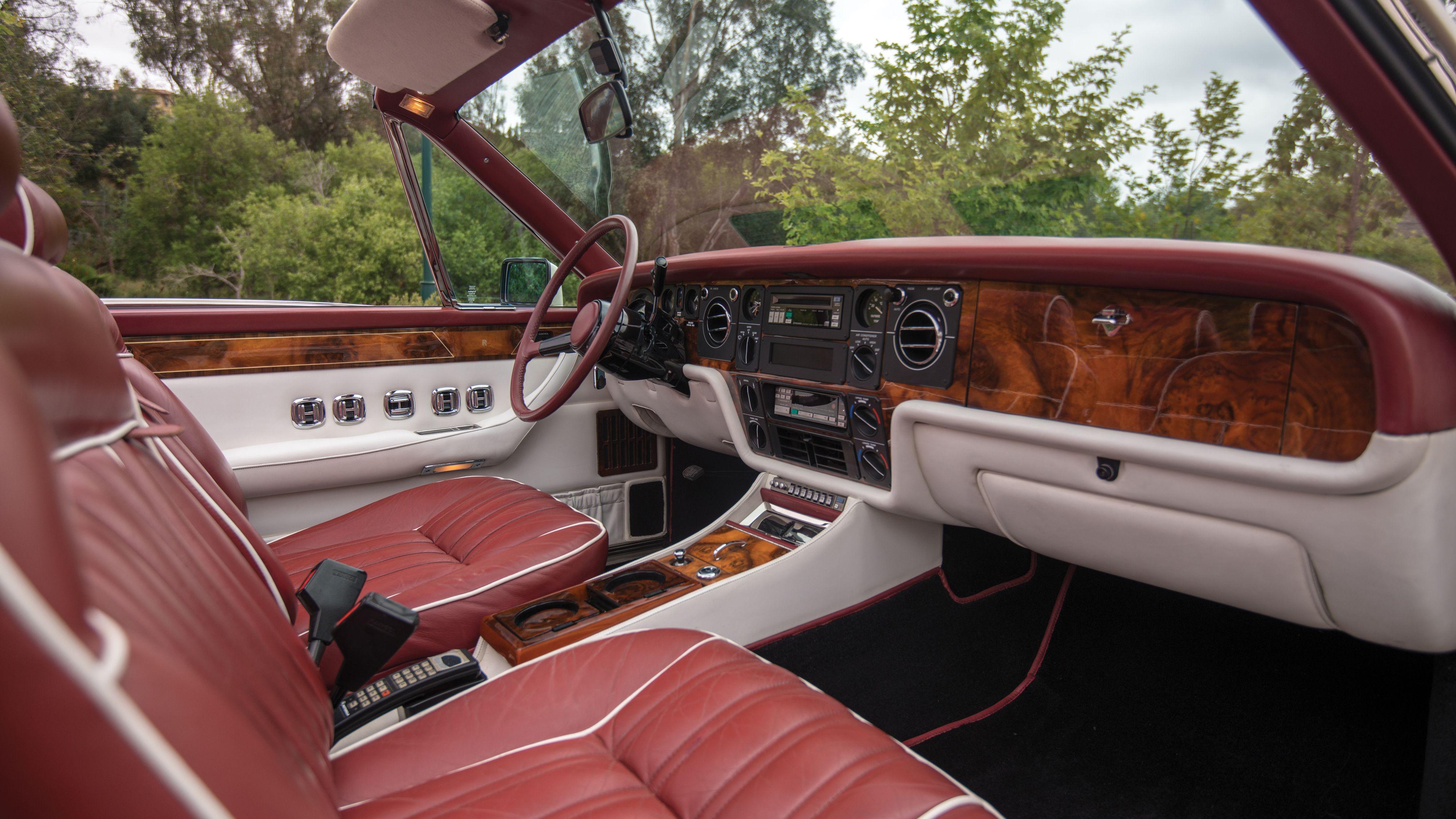 Rolls Royce Camargue Retractable Hardtop By Niko Michael 1987