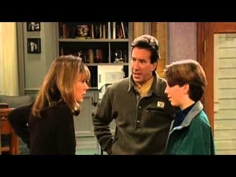 Home Improvement S06e14 The Karate Kid Returns Youtube