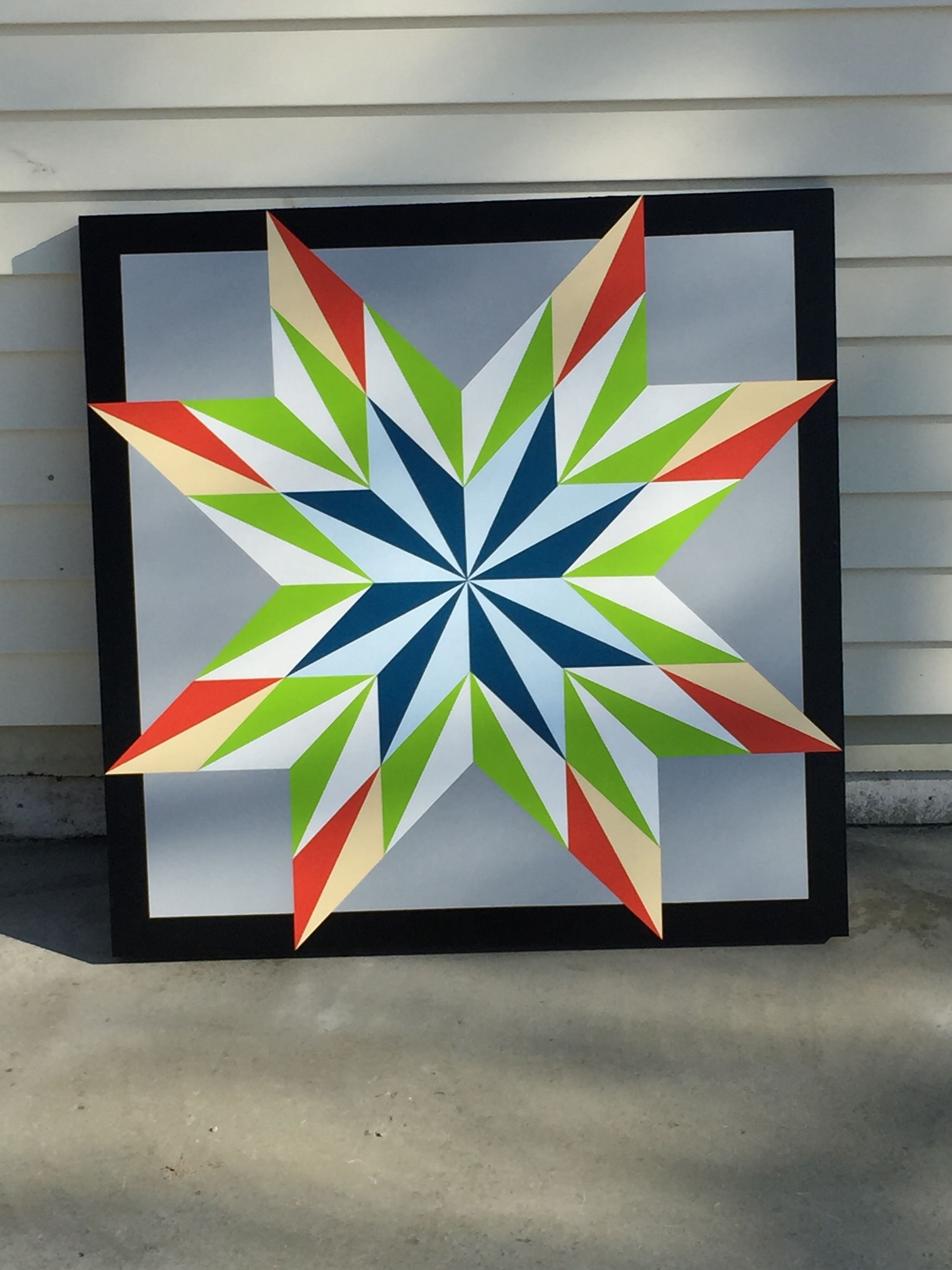 Double star is 3 x 3 barn quilts pinterest barn quilts double star is 3 biocorpaavc Images