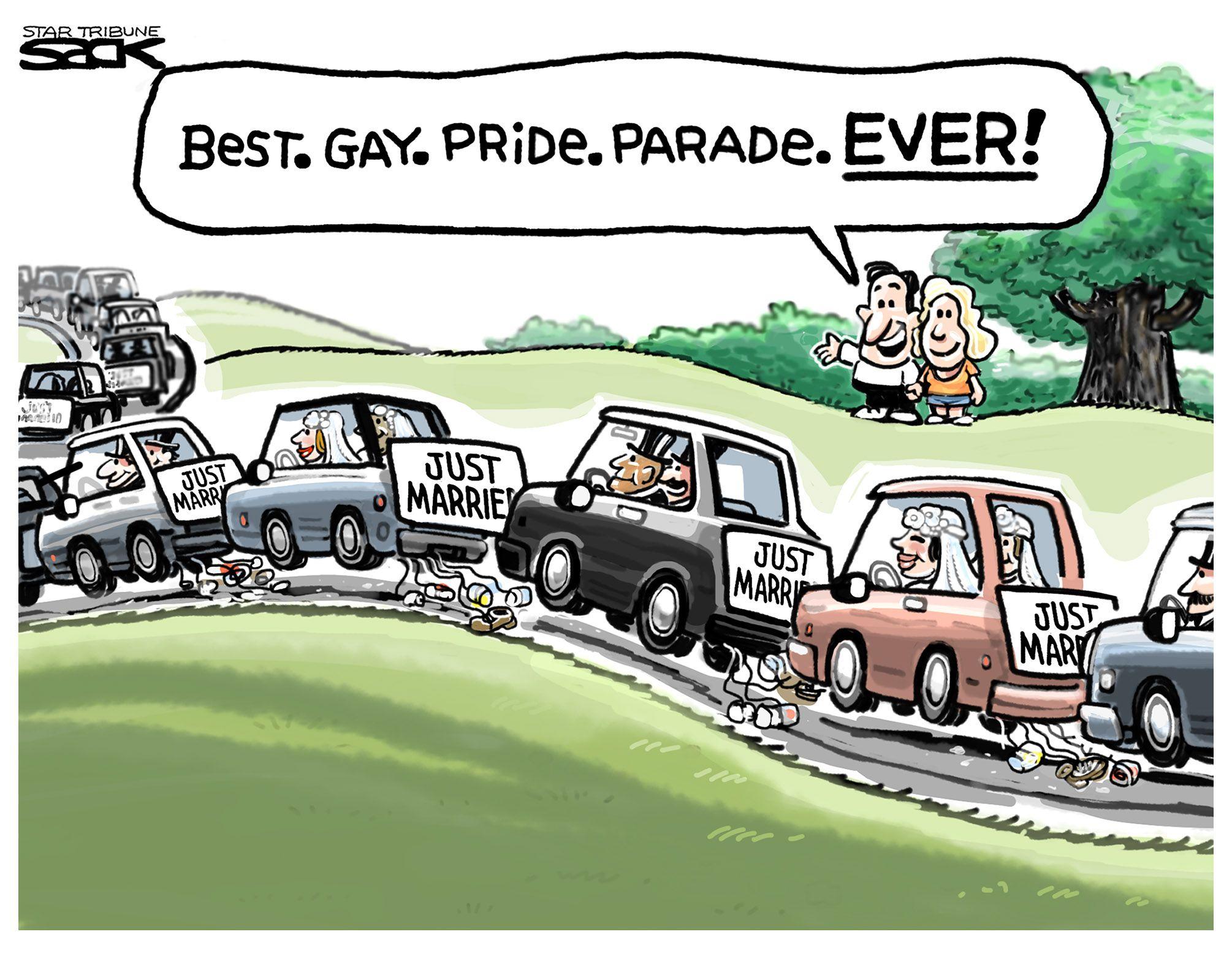 from Enzo gay pride cartoons