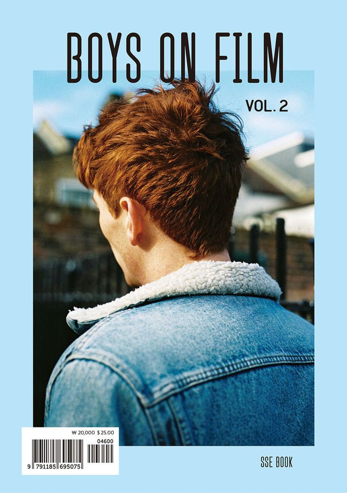 Boys on Film Vol.2 Photobook by Igor Termenon (Korean ver. Random Cover)