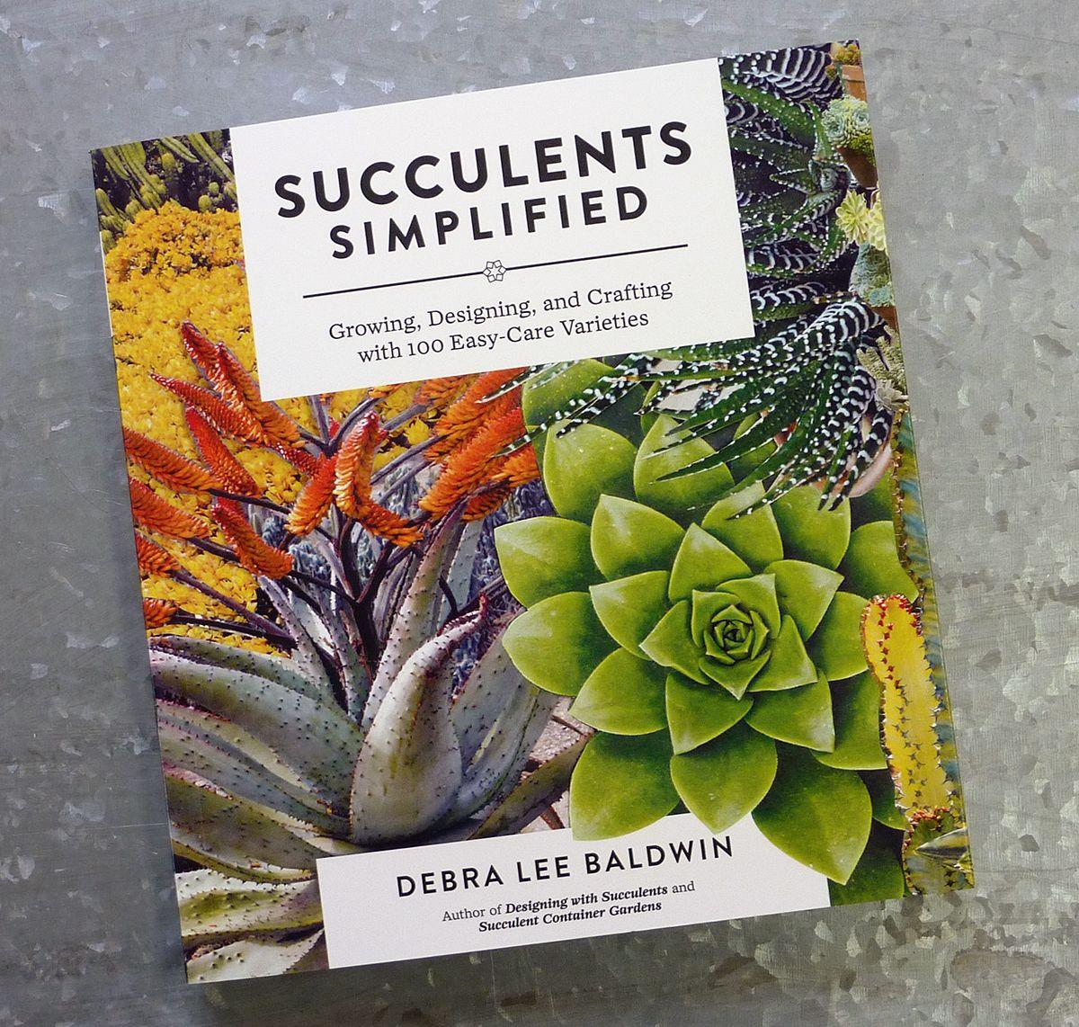 Succulents Simplified (Debra Lee Baldwin)