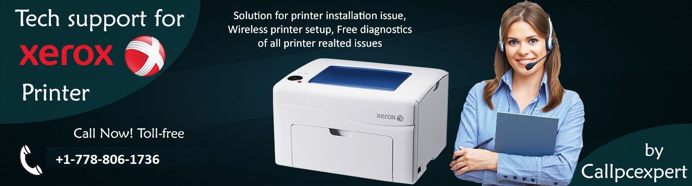 Xerox Printer Support USA Number +1-778-806-1736  Fuji Xerox printer