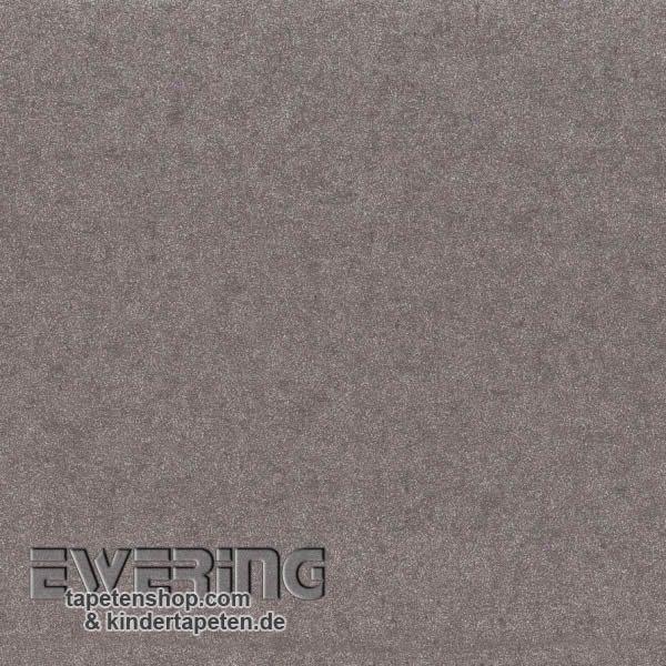 Rasch Textil Amira 23-222103 Vliestapete Anthrazit-grau glänzend - wohnzimmer rot grau beige